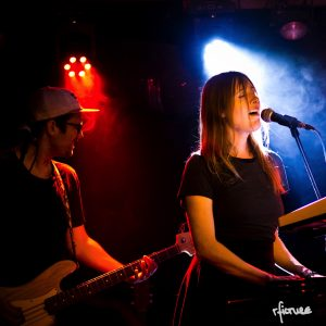 Konzert: Shred Kelly + Megan Nash 23.04.2018 Ostpol Dresden rficture concert photography